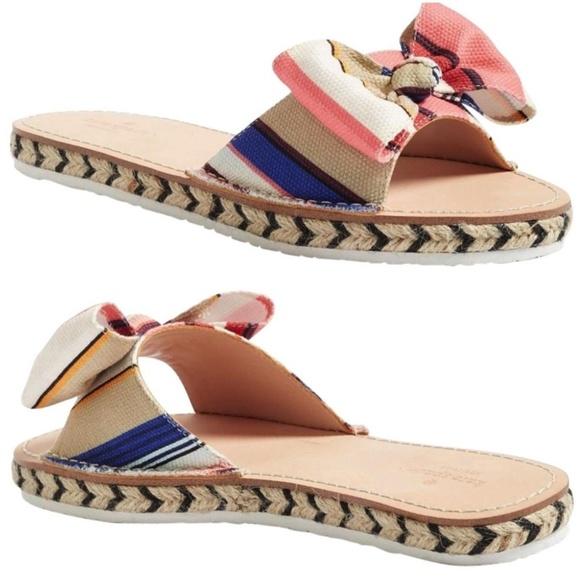 1df3c138473f Kate Spade New York Idalah Slip On Bow Sandals